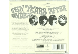 Ten Years After - Undead [CD]