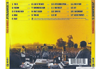 Jurassic 5 - POWER IN NUMBERS [CD]