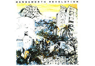 Steel Pulse - Handsworth Revolution - (CD)