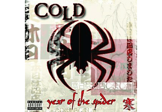 The Cold - YEAR OF THE SPIDER [CD]