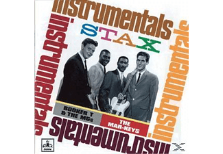 T. Booker, Booker T. & The M.G.'s - STAX INSTRUMENTALS [CD]