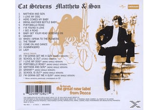 Cat Stevens - Matthew & Son [CD]