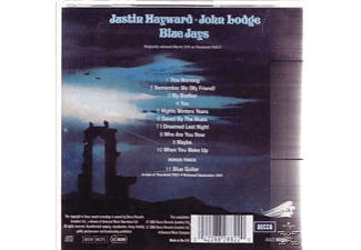 John Lodge, Justin Hayward - Blue Jays [CD]