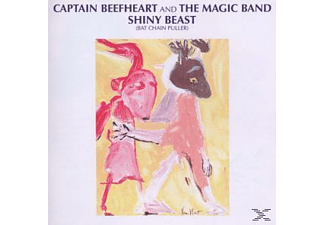 Captain Beefheart - Shiny Beast-Bat Chain Puller - (CD)
