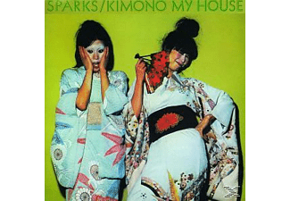 Sparks - Kimono My House (Re-Issue) [CD]