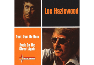 Lee Hazlewood - Poet, Fool Or Bum/Back On The Street Again - (CD)