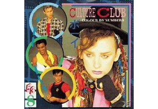 Culture Club - Colour By Numbers [CD]