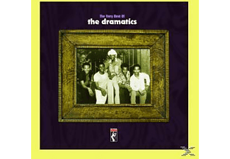 The Dramatics - THE VERY BEST OF - (CD)