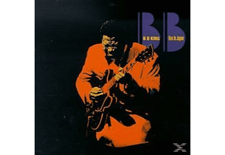 B.B. King - Live In Japan [CD]