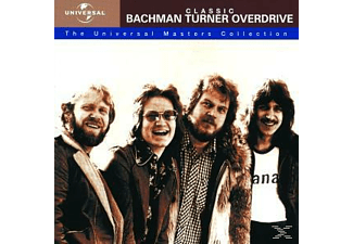 Turner Overdrive, Bachman-Turner Overdrive - Universal Masters Collection [CD]