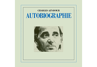 Charles Aznavour - Autobiographie (CD)