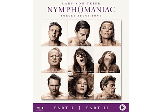 Nymphomaniac | Blu-ray