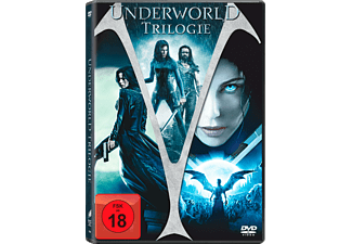 Underworld Trilogie 1-3 - (DVD)