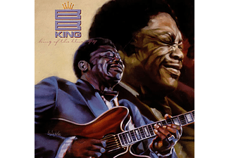 B.B. King - King Of The Blues - 1989 (CD)