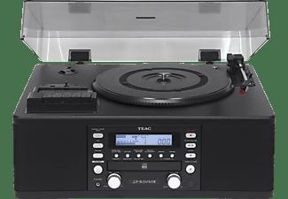 teac lp r550usb plattenspieler kassette cd recorder radio. Black Bedroom Furniture Sets. Home Design Ideas