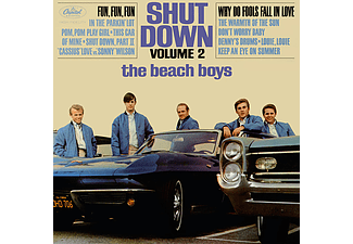 The Beach Boys - Shut Down Vol. 2 (CD)