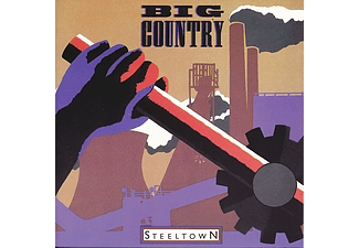 Big Country - Steel Town (CD)
