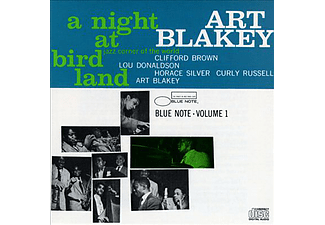 Art Blakey - A Night At Birdland Vol.1 (CD)