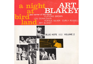 Art Blakey - A Night At Birdland Vol.2 (CD)