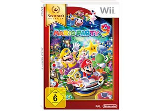 Wii Mario Party 9: Select
