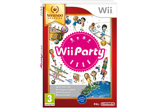 Nintendo Select Wii Party (Wii U)