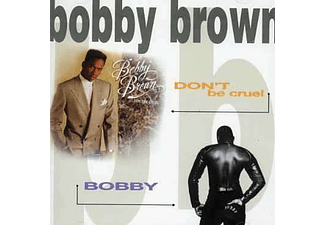 Bobby Brown - Don't Be Cruel / Bobby (CD)