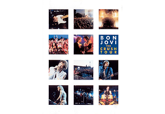 Bon Jovi - Live - Crush Tour (DVD)