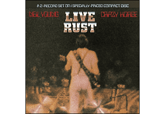 Neil Young;Neil & Crazy Horse Young - Live Rust | CD