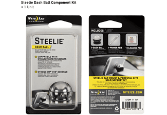 NITE IZE Steelie Dash Ball Component kit (STDM-11-R7)