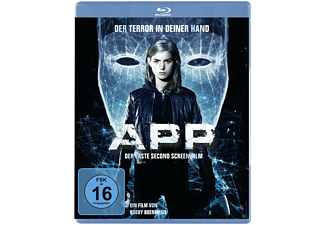 APP - Der erste 2nd Screen-Film [Blu-ray]