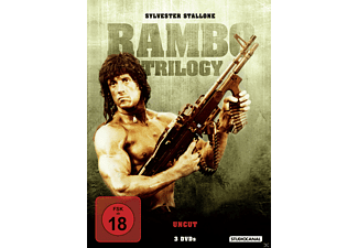 Rambo Trilogy (Special Edition / uncut) [DVD]