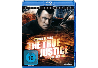 The True Justice Collection - (Blu-ray)