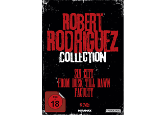 Robert Rodriguez Collection [DVD]