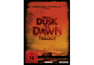 From Dusk Till Dawn (Trilogy) - (DVD)