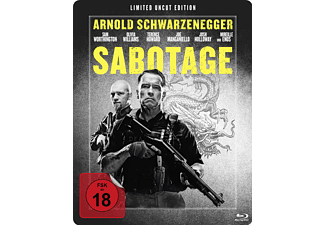 Sabotage (Limited Uncut Edition) [Blu-ray]