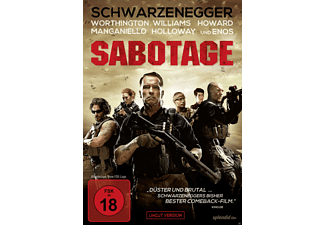Sabotage (Uncut Version) - (DVD)