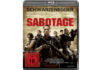 Sabotage (Uncut Version) [Blu-ray]