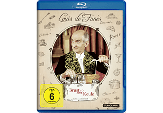 Brust oder Keule - Louis de Funes Collection [Blu-ray]