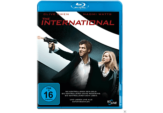 THE INTERNATIONAL (THRILL EDITION) - (Blu-ray)