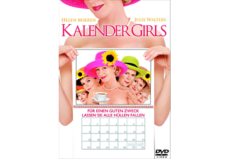 Kalender Girls [DVD]