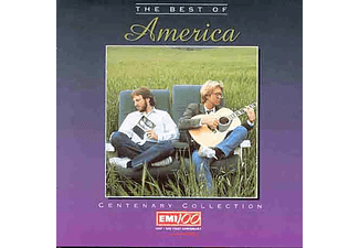 America - The Best Of (CD)