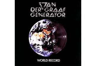 Van Der Graaf Generator - World Record (CD)