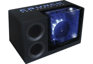 CRUNCH CRB-500 Single Gehäusesubwoofer Passiv