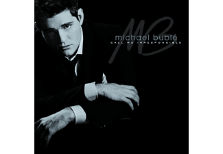 Michael Bublé CALL ME IRRESPONSIBLE Jazz/Blues CD