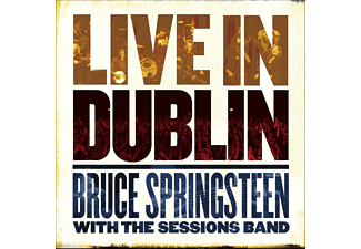 Bruce Springsteen, Springsteen, Bruce & Sessions Band, The - Live In Dublin - (CD)