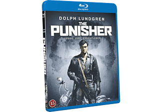 The Punisher Action Blu-ray