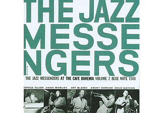 Art Blakey & The Jazz Messengers - At The Cafe Bohemia Vol.2 (CD)