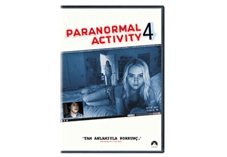 ESEN Paranormal Activity 4 DVD