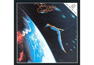 Van Der Graaf Generator - The Quiet Zone - The Pleasure Dome (CD)