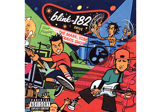 Blink 182 - Mark Tom & Travis Show (CD)